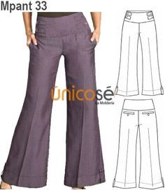 Sensational Tips Sewing Pattern Ideas. Brilliant Tips Sewing Pattern Ideas. Fashion Pants, Hijab Fashion, Diy Fashion, Fashion Outfits, Fashion Design, Fashion Trends, Dress Sewing Patterns, Clothing Patterns, Pretty Outfits