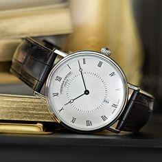 New Frederique Constant Classics Slimline Automatic Collection 2014.