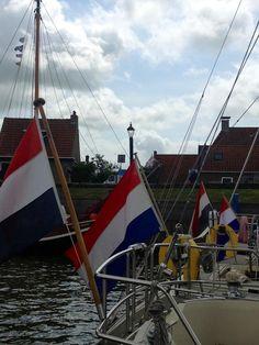 Beginning of a sailingday