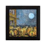 Pumpkin Patch Keepsake Box #thanksgiving