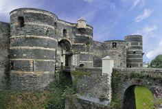 Angers Castle -