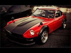 Fairlady Z. by Alli Jiang, via Flickr