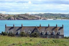 Built in 1894, Bishop's House on Iona is a retreat house taking groups and individuals daily and weekly. It is situated close to Iona Abbey and looks out to the tranquil setting of the Sound of Iona, looking towards the Isle of Mull, Scotland