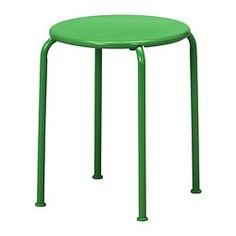 ROXÖ Stool - green - IKEA