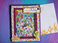 HandmadebyRenuka: 1 Kit - 10 and more Cards with Flavor Of The Month Card Kit - Part 1