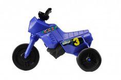 Kiddie Bike Mini Blue