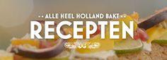 Recepten Heel Holland Bakt 2016 - Technische opdrachten. Recepten met instructievideo's.