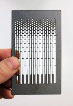 Grate from air purifier