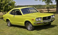1973 Mazda RX-3