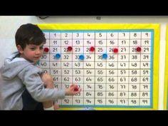 ABN- CEIP Antigua- 4 años- Juego dados - YouTube