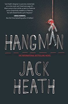 Momma Says: To Read or Not to Read: ✱✱ Book Review ✱✱ Hangman by Jack Heath