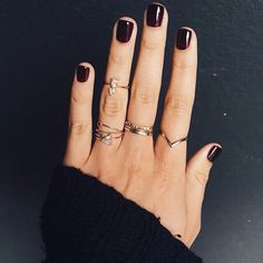 #rings //PINTEREST: selinaa// Winter Nails... https://rover.ebay.com/rover/1/711-53200-19255-0/1?icep_id=114&ipn=icep&toolid=20004&campid=5338042161&mpre=https%3A%2F%2Fwww.ebay.com%2Fsch%2Fi.html%3F_from%3DR40%26_trksid%3Dp4712.m570.l1313.TR0.TRC0.H0.Xnails.TRS0%26_nkw%3Dnails%26_sacat%3D0