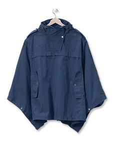 15 Cute Raincoats to Keep You Dry This Spring-Best Raincoats for Women Spring-WONDER WOMAN Fight against the elements with this lightweight, packable poncho. Moonlight Pines Hooded Poncho, $169; orvis.com. Stay dry with our selection of trendy spring raincoats at redbookmag.com.