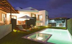 Luxury 4 Bedroom Villa - Puerto Calero - lanzaroteproperty.com. Come and take a look inside! Lots more property for sale in Lanzarote to see too!