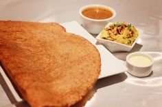 Masala dosa, our most popular!