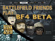 BFFs Play BF4 BETA