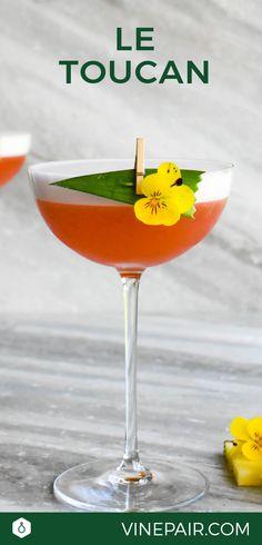 Le Toucan Recipe