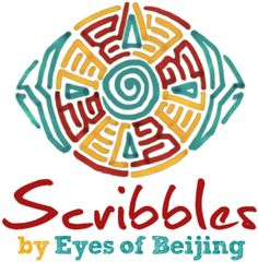 Scribbles by Eyes of Beijing