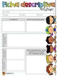 Pin On Instrumentos De Evaluacion Preescolar Teaching Time, Teaching Resources, Teacher Posters, Go Math, School Items, Pin On, Classroom Language, School Colors, Life Skills