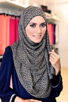 Cute hijab style -2-