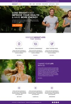Boost sales of your weight loss pills, weight loss supplements, weight loss tablets, weight loss capsules, weight loss foods etc with our website designs. Weight Loss For Men, Weight Loss Goals, Best Weight Loss, Weight Loss Journey, How To Lose Weight Fast, Landing Page Examples, Landing Page Design, Weight Loss Website, Insurance Website