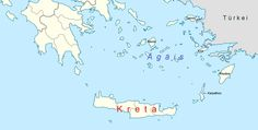 Kreta: Mythen und Labyrinthe unter der Sonne GriechenlandsInsel OlivenDie Insel der weißen OlivosLa der Insel Kreta ist die größte in Griechenland,... #gueinemReisenKreta #Crete-Informationen #Kreta