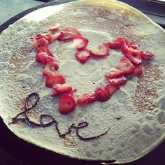 Book our #crepe #catering for an extra lovely #ValentinesDay party!