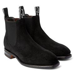 R.M. WilliamsComfort Craftsman Suede Chelsea Boots