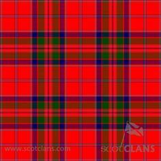 MacGillivray Tartan | ScotClans | Scottish Clans