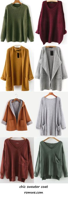 fall sweaters and cardigans 2017 Fall Sweaters, Sweater Coats, Sweaters For Women, Outfits For Teens, Fall Outfits, Cute Outfits, Indie, Fall Chic, Grunge