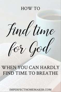 How can a busy mom find time to read her Bible or have devotions? Here are some tips and ideas that will help you keep God first even amongst the busyness. Spiritual Life, Spiritual Guidance, Spiritual Growth, Mom Devotional, Christian Homemaking, Christian Resources, Parenting Articles, Women Of Faith, Christian Encouragement