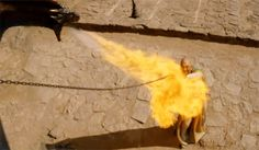 Daenerys Stormborn, Mother of Dragons is gettin ready to rage some fire! GiF '14