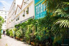 Paris cité figuier insolites secrètes cité figuier blog voyage LoveLiveTravel