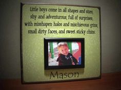This quote for his room!