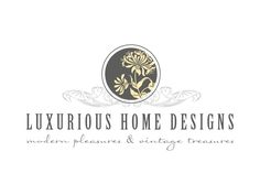 Enter to win a custom designed logo: http://boutiquebydesign.com/blog/free-logo-contest-details/  Boutique By Design Portfolio - Logo Design - Luxurious Home Designs