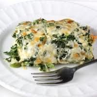 ... / Portuguese Gratin of Shrimp and Spinach (recipe in english