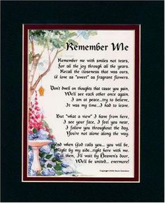 Loss Of Mother Quotes Sympathy Remembrance Poems, Memorial Poems, Memorial Gifts, Anniversary Poems, Poem About Death, Loss Of Mother Quotes, Pass Away Quotes, Rage, Wedding