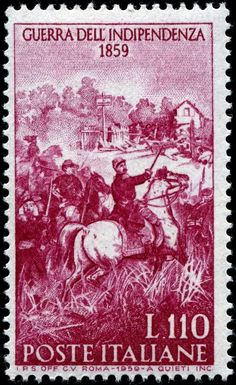 Italy Stamp 1959