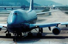747 line-up.