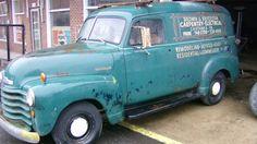 1952 Chevrolet Panel Truck