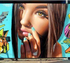 @insane51 Thessalonki Street Art Festival, Greece