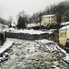 #latergram Hier à Cauterets...  #Cauterets #neige #ski #montagne #pyrénées #enviedyretourner by pumpkinandiris