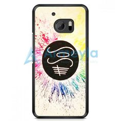 Cute Colorful Bright 5 Sos Five Seconds Of Summer HTC One M10 Case   armeyla.com