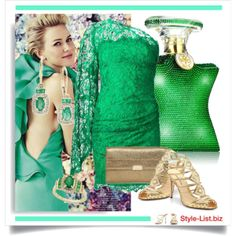 #Mint #Classic #Outfit by http://style-list.biz  Join us on Facebook to get updates: https://www.facebook.com/stylelist.biz