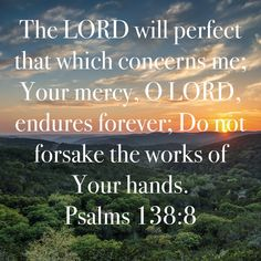 Daily Word, Psalms, Lord, Word Of The Day