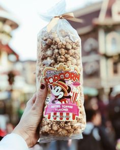 """1,485 Likes, 23 Comments - E V E T A Y L O R (@evetaylorr) on Instagram: """"Ok Disneyland is slowly starting to step up their game with weird popcorn flavors! The dream would…"""""""