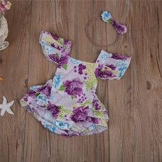 5e36a92ead8c 65 Best Baby Girl Rompers images