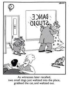 Far Side cartoon by Gary Larson - Google+