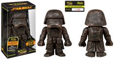 It's Hikari Friday! This week features a Star Wars Snowtrooper with gear crafted from iron! Only 250pcs worldwide! Coming soon from Funko! Iron Age Snowtrooper Hikari Sofubi Figure