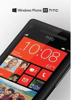 HTC Accord Windows Phone 8X